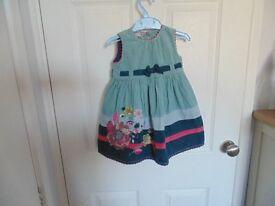 Monsoon Girls 12 - 18 months Dress