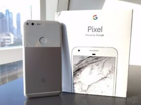 Google Pixel XL 32GB EE NETWORK Silver NEW