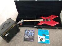 B C Rich Warlock 10 Series Electric Guitar