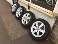 "16"" Audi Volkswagen Seat Skoda Mercedes alloy wheels"