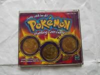 Pokémon battle coins,