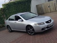 Honda Accord 2.2 i CTDi Executive 4dr ** High Spec **