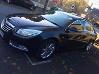 PCO HIRE/RENT vauxhall insignia automatic 120 PW