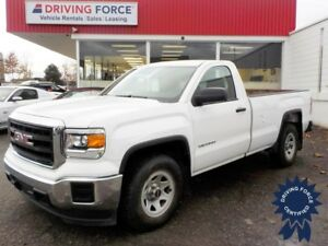 2015 GMC Sierra 1500 2WD, 8 Ft Box, Regular Cab, 28,514 KMs