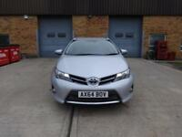 Toyota Auris VVT-I Excel (silver) 2015