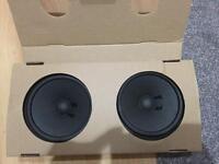 Fiesta mk7 speakers