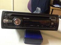 Sony cdx Gt-230 4x45 watt !