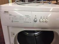 Zanussi condensing tumble dryer