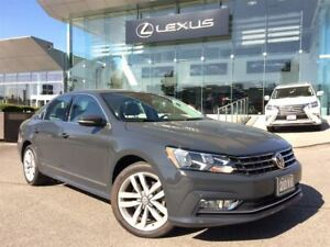 2016 Volkswagen Passat TSI Navi Backup Cam Bluetooth Sunroof