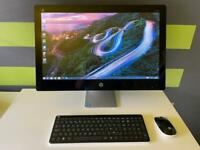 HP PAVILION I5 27 ALL IN ONE PC