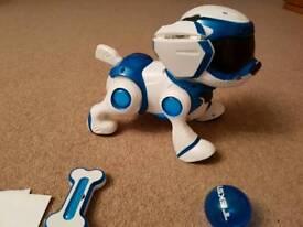 Robotic puppy robo dog