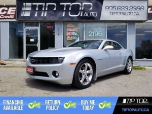 2012 Chevrolet Camaro 2LT ** Leather, Remote Start, Sunroof **