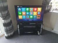 TV stand in good condition for sale