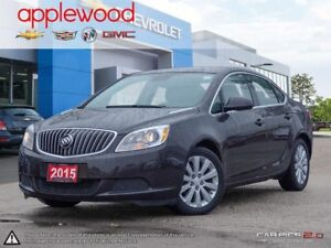 2015 Buick Verano FUEL EFFICENT, QUIET AND CONFORTABLE DRIVE