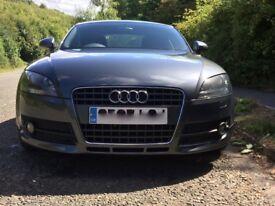 Audi TT 2.0L TFSI 2007 Coupe 3dr 197BHP