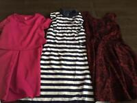 Dresses bundle 11-13y