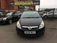 Vauxhall Corsa 1.2 i 16v Club 5dr DRIVES BEAUTIFUL,