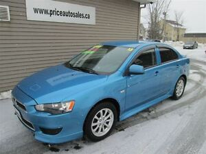 2013 Mitsubishi Lancer HEATED SEATS!!!