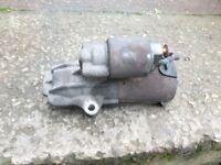 ford transit 2009 petrol starter motor