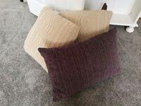 Cushions - set of 3