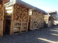 Logs, firewood, hard wood & soft wood