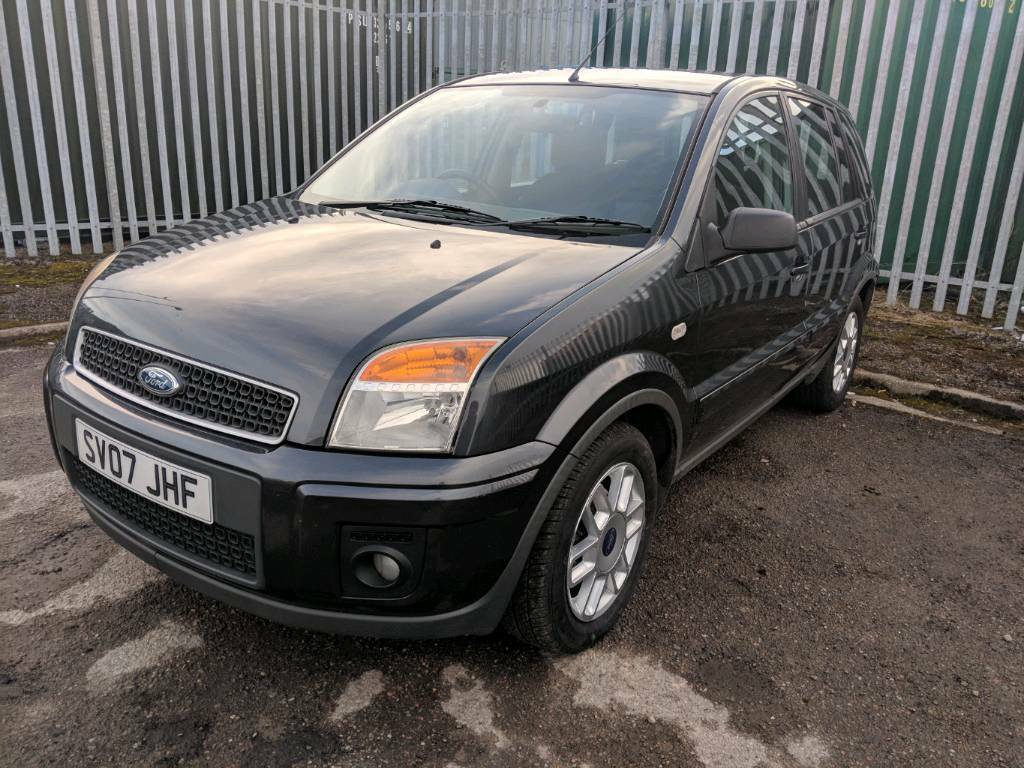FORD FUSION 1 4TDCI,DIESEL,2007,NEW 1 YEARS MOT  | in Inverness, Highland |  Gumtree