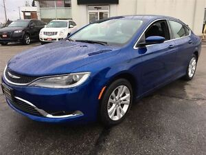 2016 Chrysler 200 Limited   BLUETOOTH   NO ACCIDENTS Kitchener / Waterloo Kitchener Area image 10