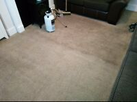 CARPET CLEANING: FROM £12/ROOM - MINIMUM BOOKING £30!