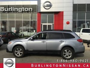 2013 Subaru Outback 3.6R, LIMITED, NAVi, ACCIDENT FREE !