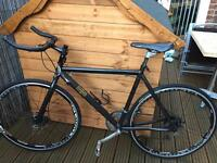 MUST GO !REDUCED - Shimano Men's Road Bike - winter / commuter/ 700c / possible fixie conversion (M)
