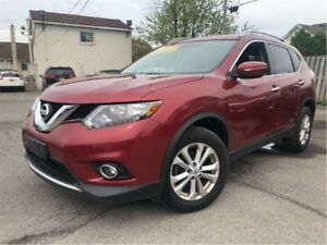 2014 Nissan Rogue SV AWD PANOROOF