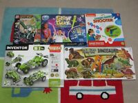 Boys new used toy bundle