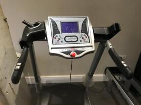 Orbus running machine treadmill