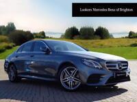 Mercedes-Benz E Class E 220 D AMG LINE (grey) 2017-09-15