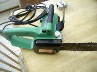 hitachi 240v chainsaw