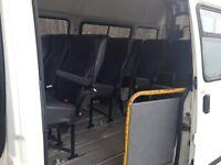 FORD TRANSIT LWB MINIBUS 15 SEATER (+DRIVER) MANUAL PETROL