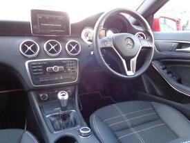 Mercedes-Benz A Class A180 BLUEEFFICIENCY SPORT (red) 2015-03-12