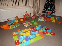 Vtech Toot Toot Drivers Large Bundle RRP over £300