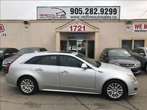 2010 Cadillac CTS 3.0L, Panoramic roof, Navi, WE APPROVE ALL CRE