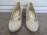 Next Bridal Shoes