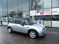 2004 54 MINI HATCH COOPER 1.6 COOPER 3d 114 BHP MOT MARCH 2017 **** GUARANTEED FINANCE ****