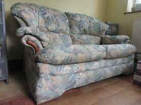 G Plan two seater sofa in good condition. Comfortable and clean. Non smokers