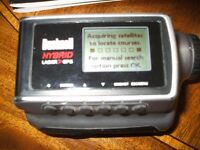 BUSHNELL HYBRID GPS LASER PINSEEKER