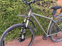 Custom Voodoo 29er mountain bike £1400 build