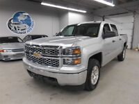 2014 Chevrolet Silverado 1500 2LT! 5.3! CREW! FINANCING AVAILABL