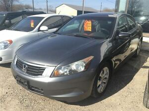 2008 Honda Accord EX CALL 519 485 6050 CERTIFIED
