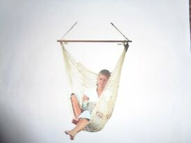 34 Air chairs/ Hammocks