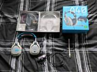 Astro A40 xbox one gaming headset