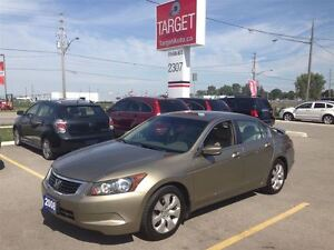 2008 Honda Accord EX-L LEATHER LOADED