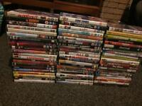 Bundle of 65 dvds